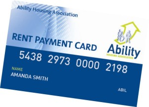 Allpay rent card