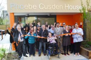 Phoebe Cusden Opening