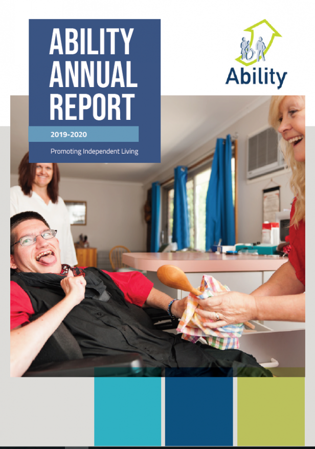 Ability annual report 2020