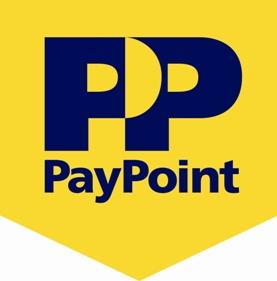 Paypoint sign